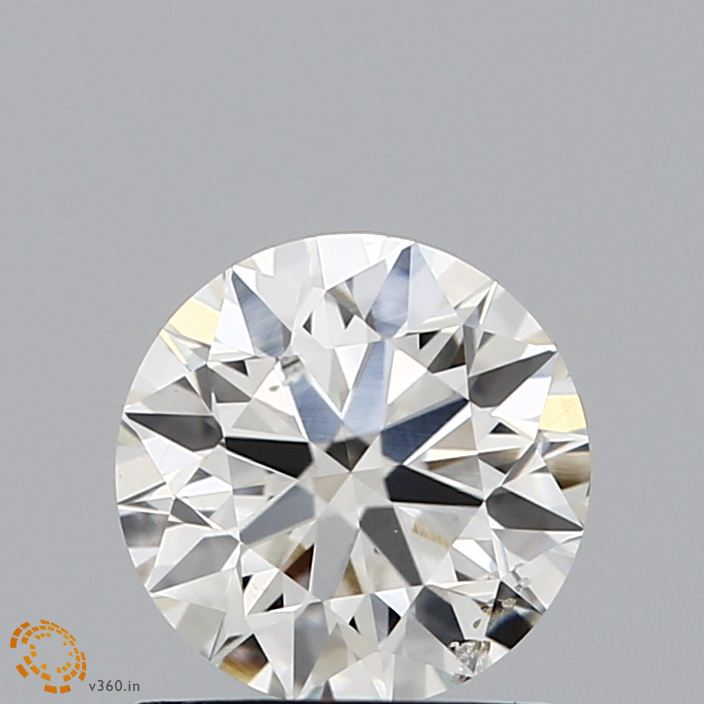 1.15 Carat J-SI1 Ideal Round Diamond