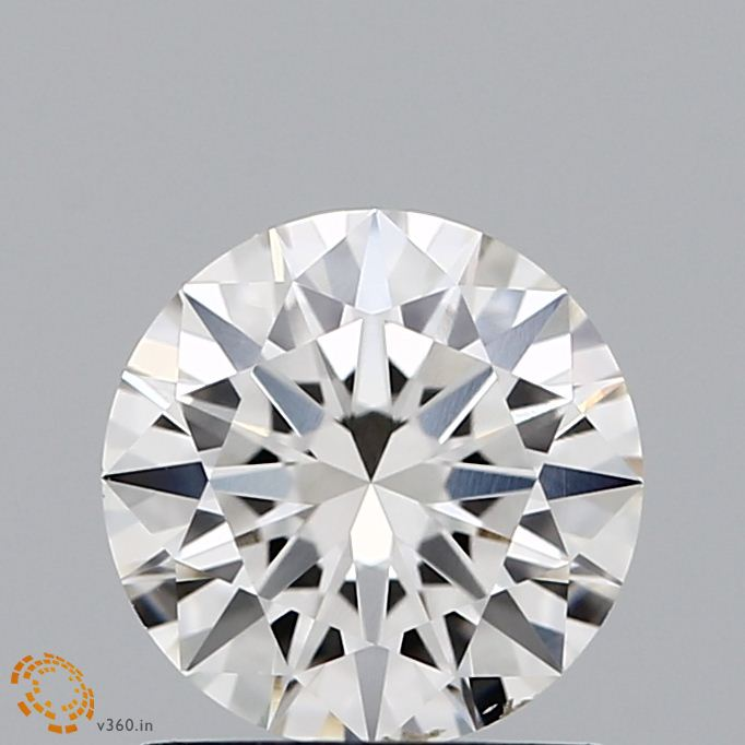 1.20 Carat J-VS2 Excellent Round Diamond